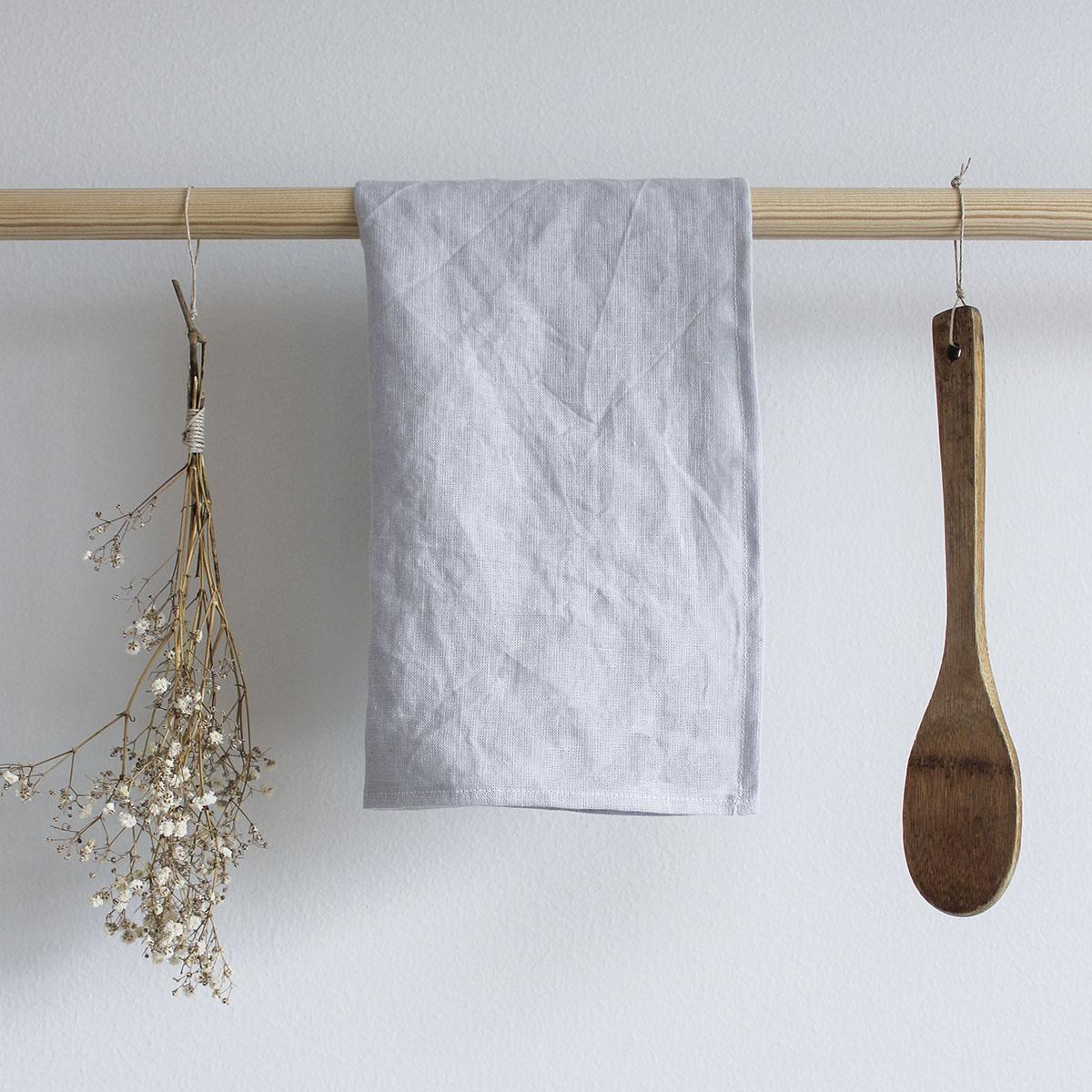 keittiöpyyhe pellavaa